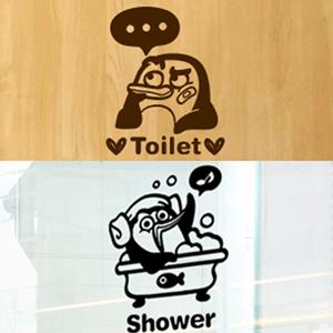 [제제데코]펭키 toilet&shower